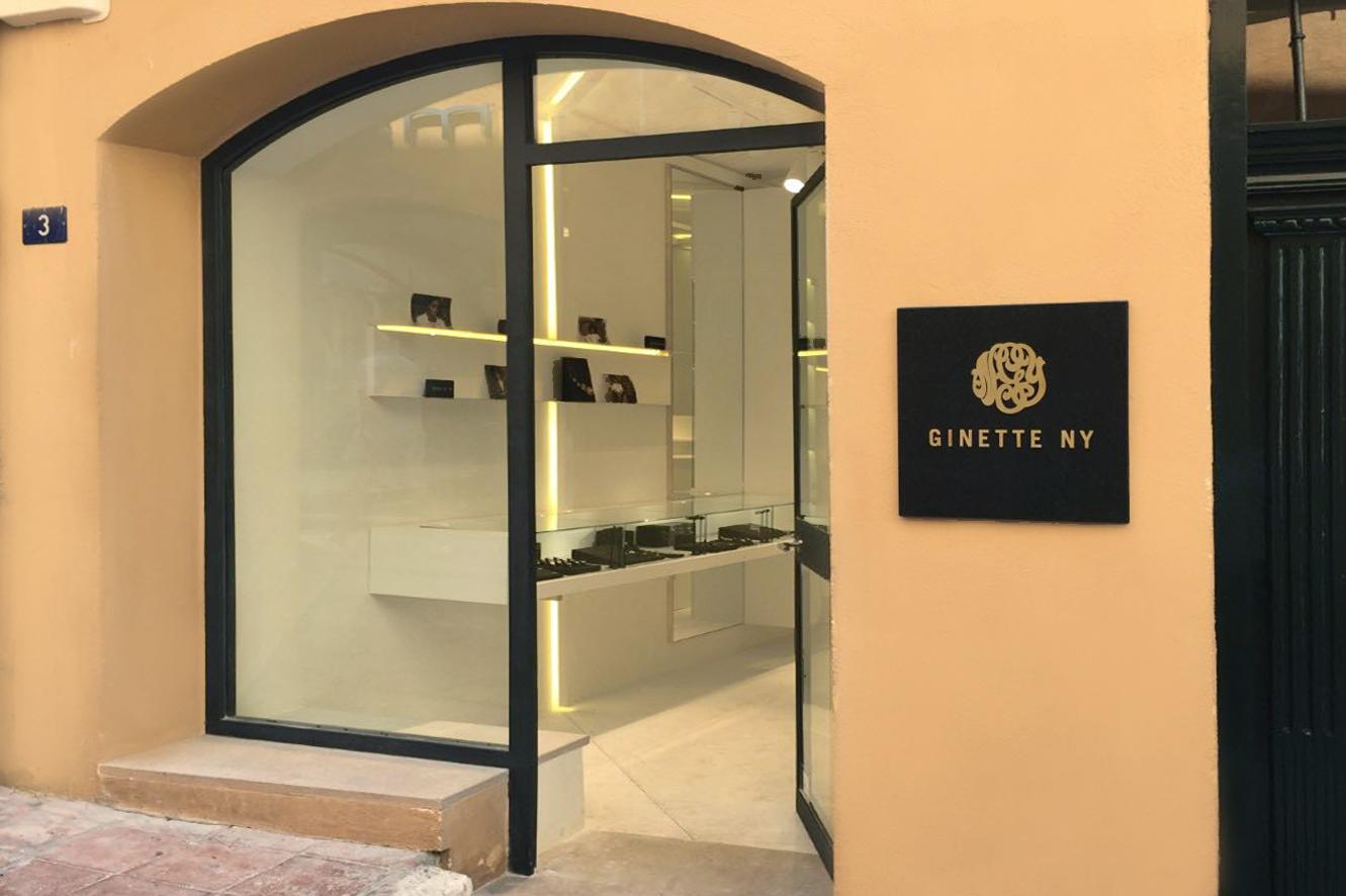 Boutique Ginette NY Saint Tropez